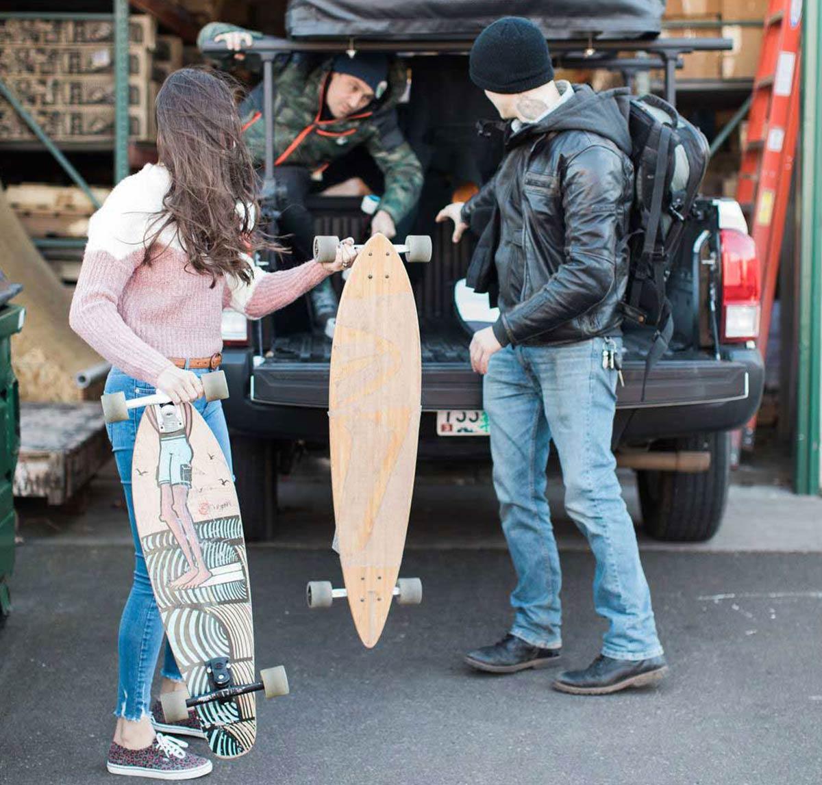 Longboard-Best-Cruising-Carving