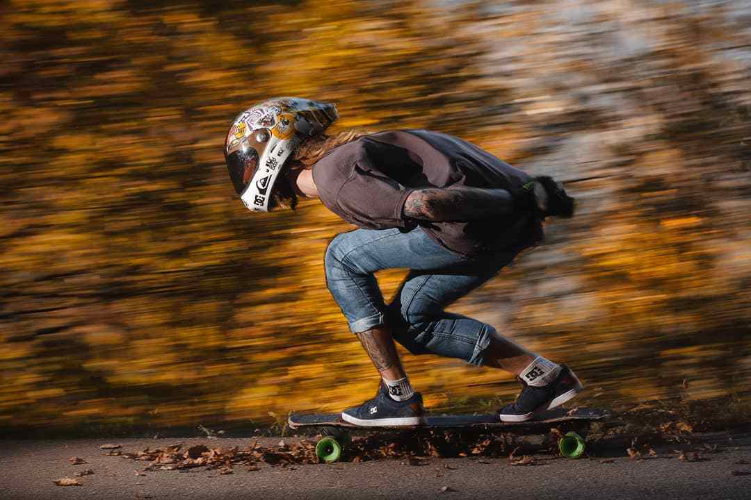 Are-Pintail-Longboards-Good-for-Downhill